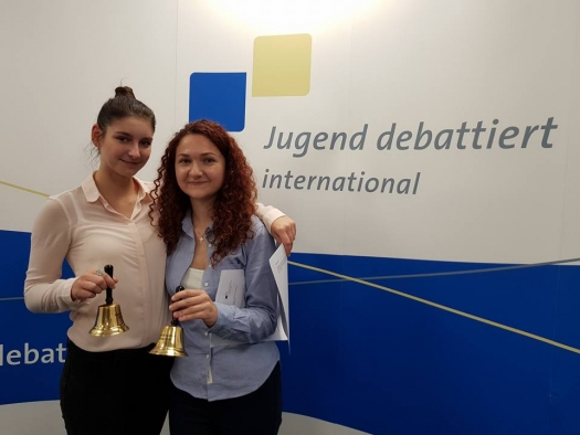 Jugend debattiert international - Tallinn
