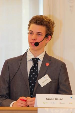 Jugend debattiert international - Landesfinale