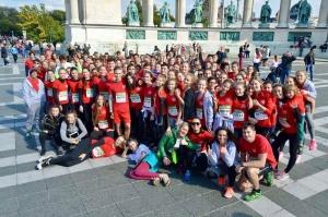 31. Spar Marathon mit Flashmob