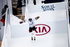 Czirják Áron (1B) - Red Bull Chrashed Ice - Boston