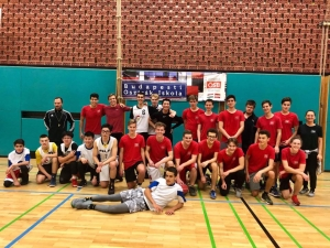 Britannica International School - ÖSB / Basketballspiel