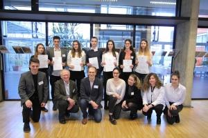 Jugend debattiert international - Schulverbundqualifikation