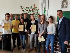 Mathe-Challenge - Leibnitz