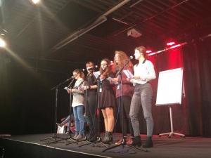 Eljub - Melk / Poetry Slam Workshop