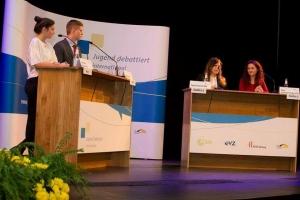 Jugend debattiert international - Tallinn
