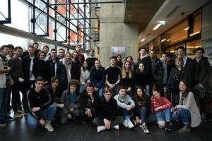 Sprachtandem mit der Französischen Schule